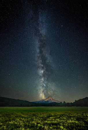 PNW Nights & Astrophotography (2021)