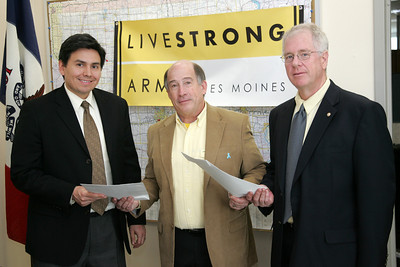 LiveStrong - Federal Building