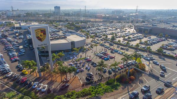 Porsche Southbay Oktoberfest event 2017