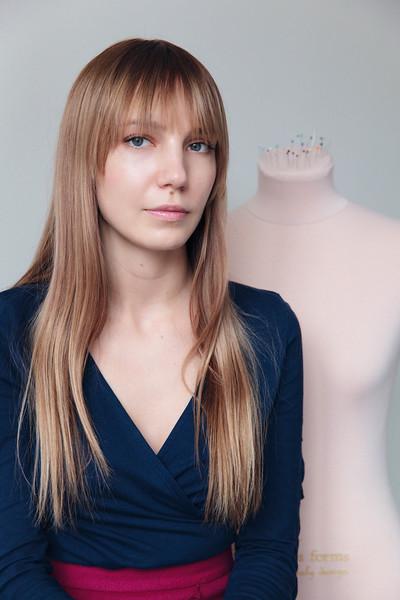 Dress Pattern Constructor Margarita Reznikova. Saint Petersburg, 2019.