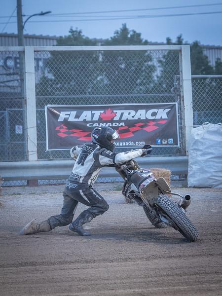 2017 Flat Track Canada - London