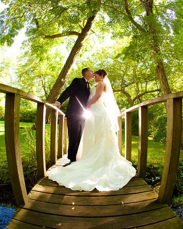 Stephanie and Garrett 7-10-2010