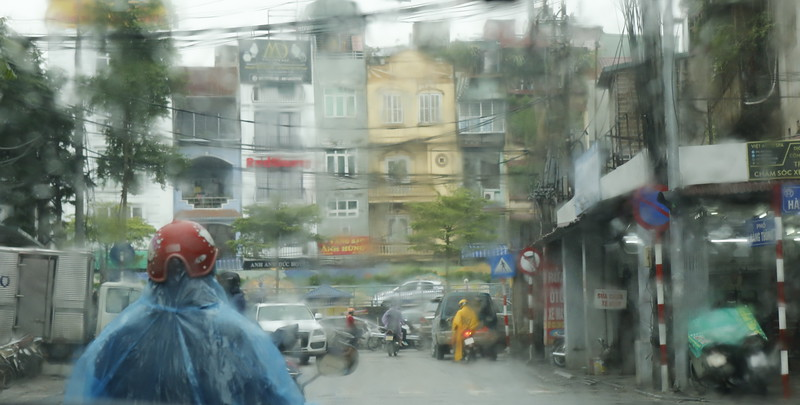 Rainy Day Ride - Scene # 1