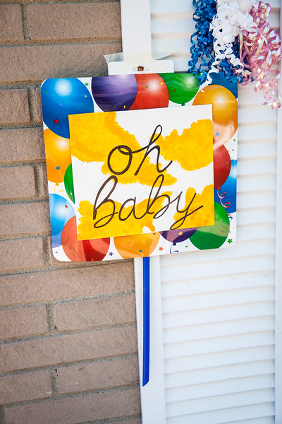 Tracy and Jermaine's Baby Shower 2018
