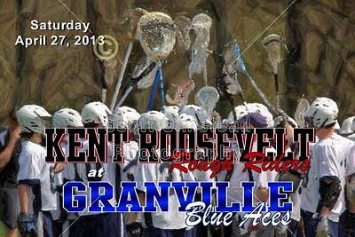 2013 Kent Roosevelt at Granville (04-27-13)