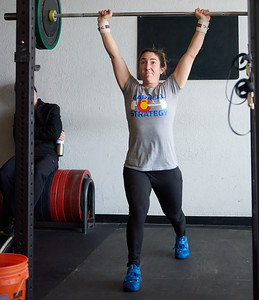 Bre at Barbell Strategy