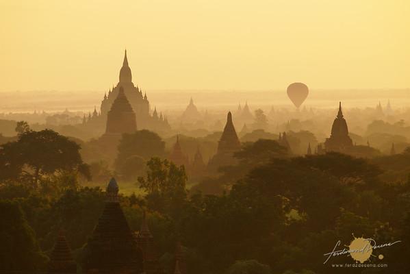Breathtaking Bagan 2011