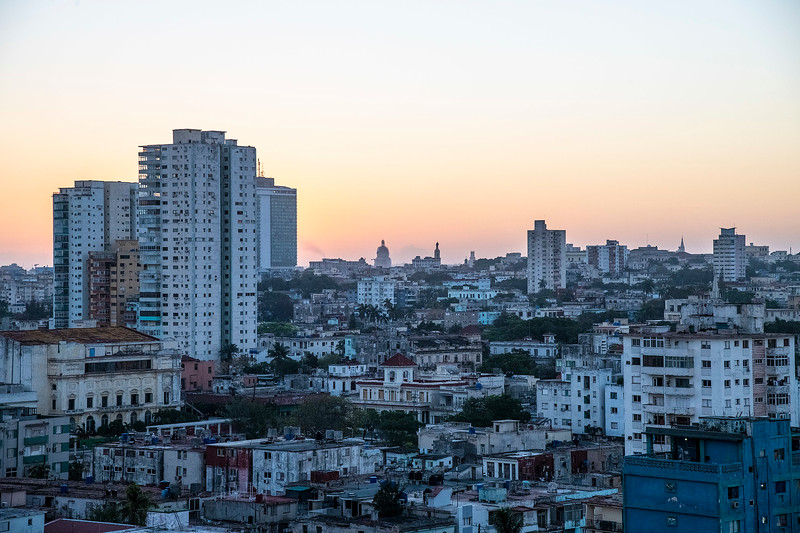 Another Dawn looking over Havana.