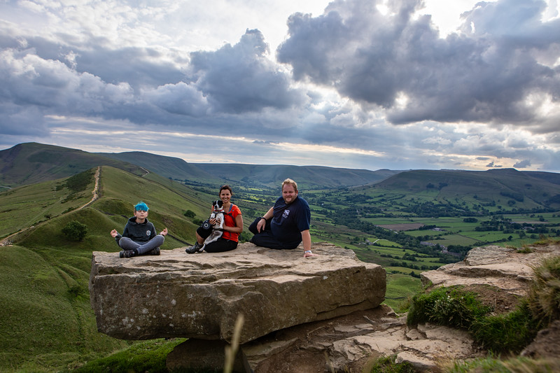 great ridge walk June 2020