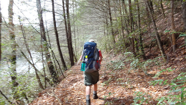 2012 Spring Backpacking