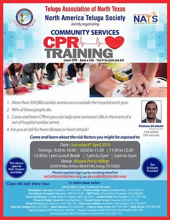 Community Services Programs