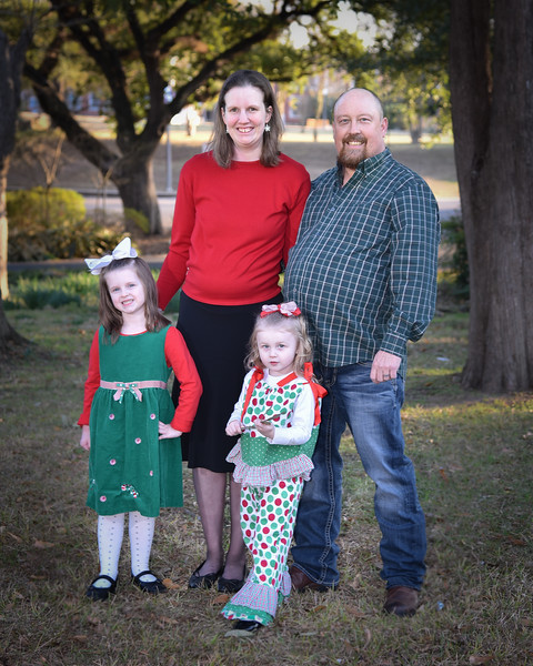 Hullender Family 2016