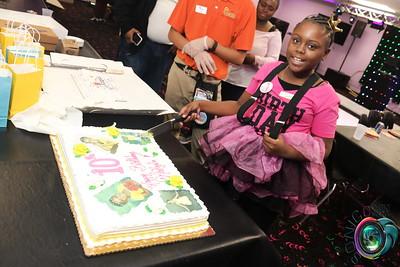 DECEMBER 10TH 2016: MAKAYLA'S 10TH BIRTHDAY BASH