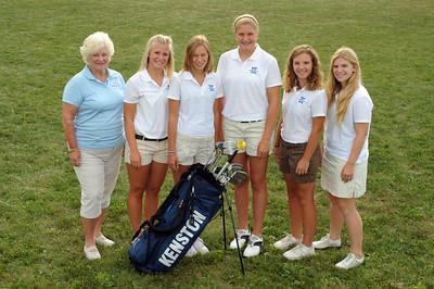 Girls Golf JV Individuals