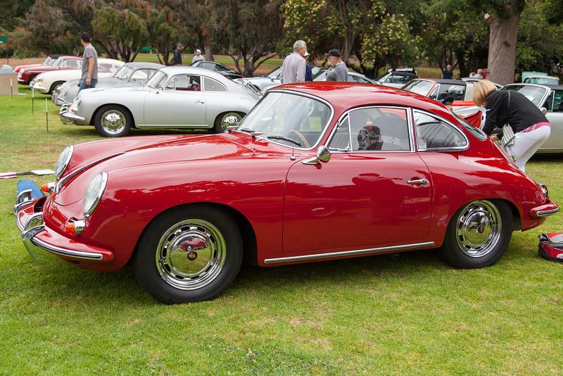 Jeff Fadley's 1965 Porsche 356C