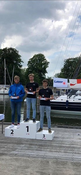 Laser Europa Cup NED