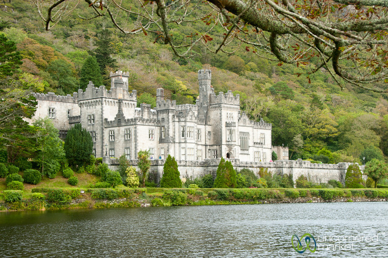 Kylemore Abbey - County Galway, Ireland