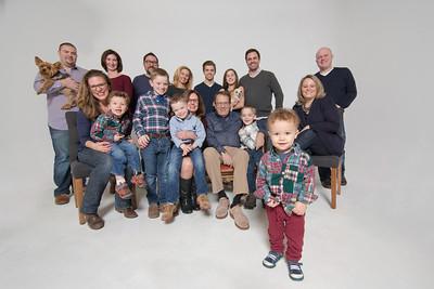 Basile Studio Family Portraits