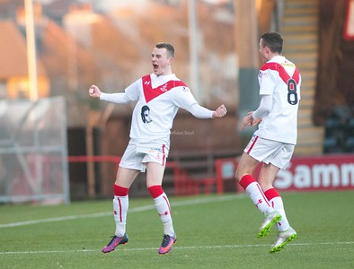 Airdrieonians v Albion Rovers 2 1 17