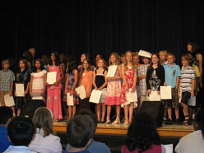 2008 Collin's 5th Grade Graduation
