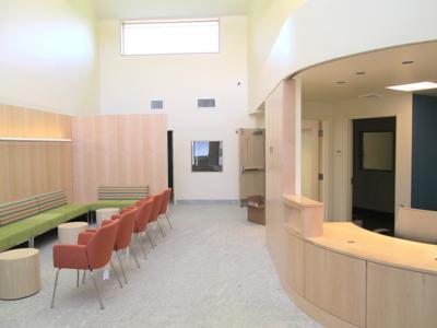 The Rebecca M. Sykes Wellness Center