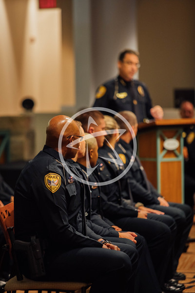 2018-06-29 New TPD Officers Sworn In