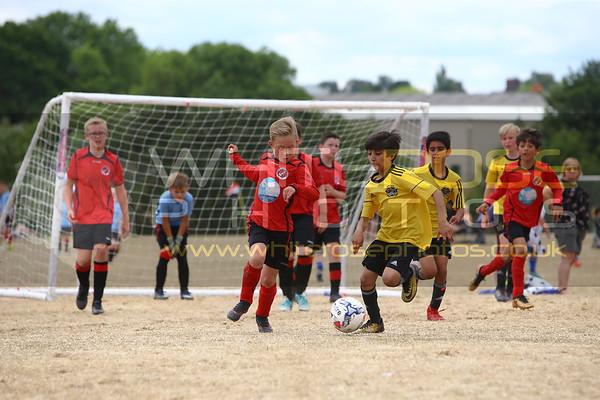 Soccer Akidemy B