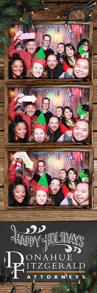 Donahue Holiday Party