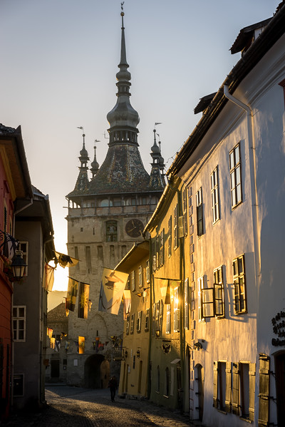 Romania - Weekend to Brasov, Sighisoara and Sibiu