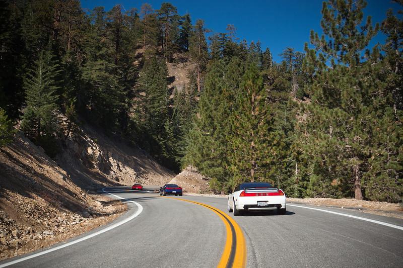 2011 10/16: CalCoastal NSX Canyon Drive XI