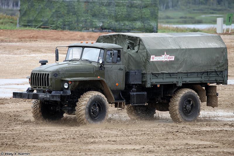 Урал-43206 (Ural-43206)