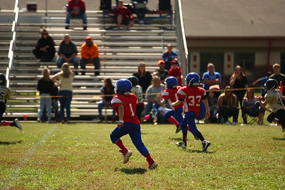10-13-18 Mighty Mites Vs W.A. Young