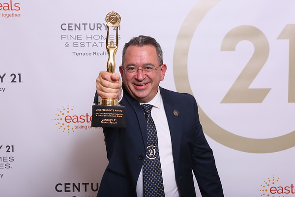 Century 21 Tenace Realty 2019 Awards