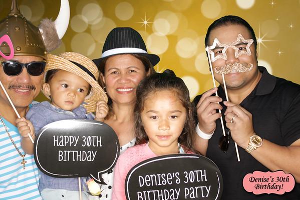 Denise's 30th Birthday