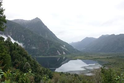 Parque Nacional Pumalín - Caleta Gonzalo
