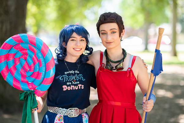 2019 Summer Central Valley Cosplay Gathering