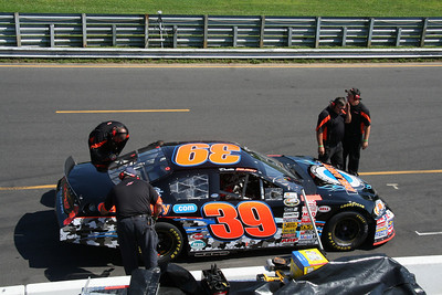 Nascar CWES @ Lime Rock Ct 8-15-2009