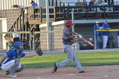 Varsity Baseball vs IHC 5-17-18