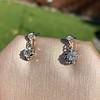 .69ctw Vintage Diamond Double Drop Earrings, French 0