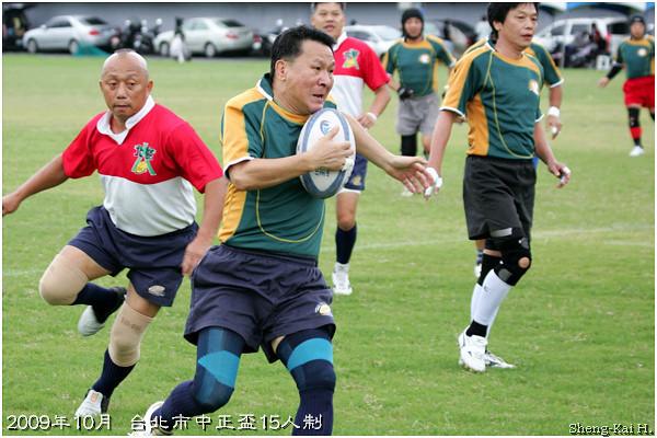 長青 VS 北醫校友(Evergreen vs TMU OB)