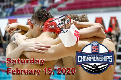 2020 Saturday NCAC Championships (02-15-20)