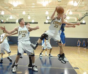 PCA Varsity Boys vs Shelton High School