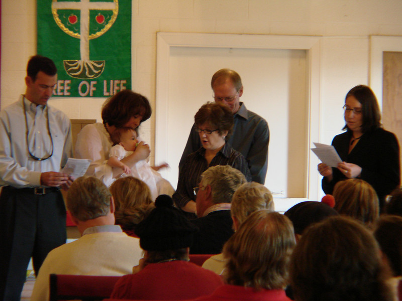 Dedication of Jocelyn Ruth Bailey