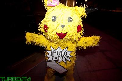 Puro Party @ El Camino 7-9-10