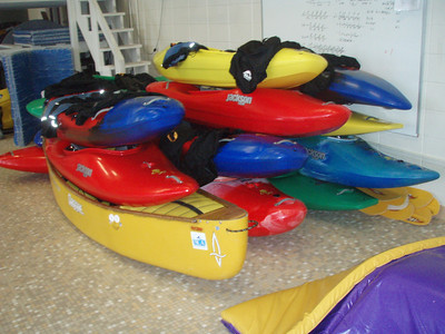 Mar 4-7 Boiling Springs HS Kayak Classes