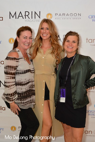 Laurie Anne Lassek, Allison Sutherland and Mimi Towle