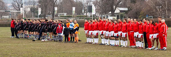 Austria vs. Hungaria 20130406
