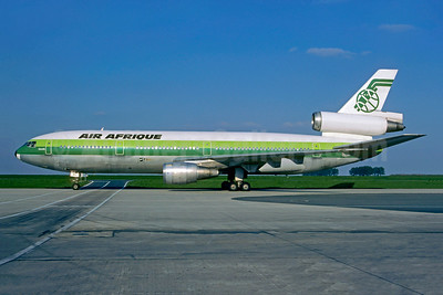 Fallen Angels - Departed Airlines (Africa)