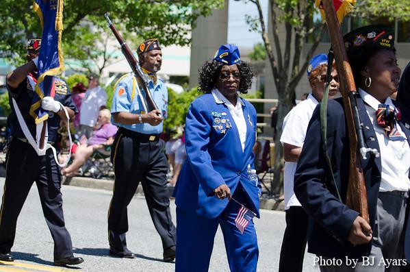 2013 VFW Parade Wildwood