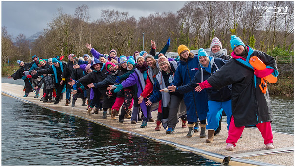 The Great Welsh Winter Swim